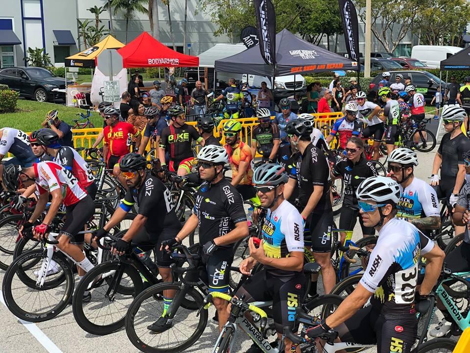Sponsored Bike Races